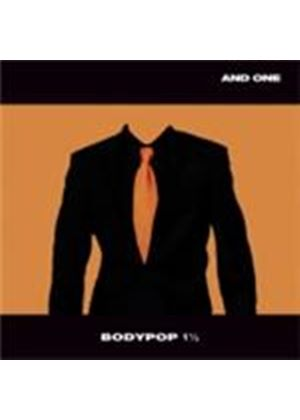 And One - Body Pop Vol.1.5 (Music CD)