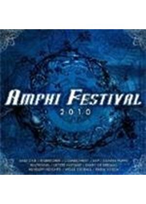 Various Artists - Amphi Festival 2010 (Music CD)