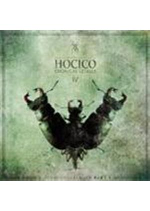 Hocico - Cronicas Letales Vol.4 (Music CD)