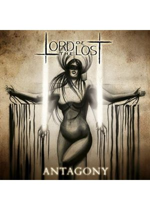 Lord Of The Lost - Antagony (Music CD)