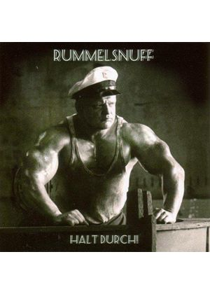 Rummelsnuff - Halt Durch! (Music CD)