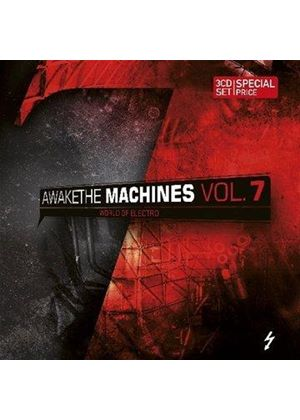 Various Artists - Awake The Machines, Vol. 7 (Music CD)