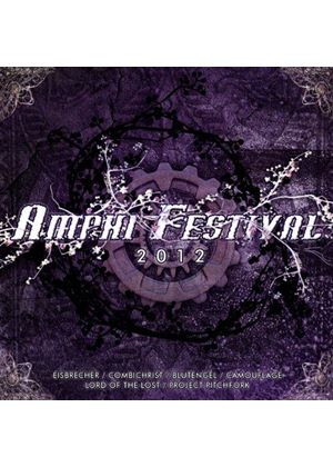 Various Artists - Amphi Festival 2012 (Music CD)
