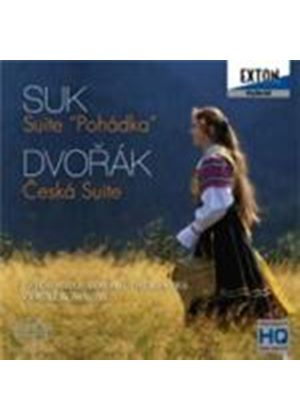 Dvorak: Ceska Suite; Suk: Pohadka Suite [SACD] (Music CD)