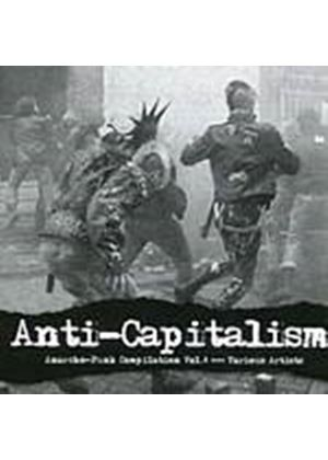 Various Artists - Anti-Capitalism: Anarcho-Punk Compilation Vol. 4 (Music CD)