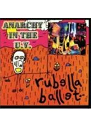 Rubella Ballet - Anarchy In The U.V. (Music CD)