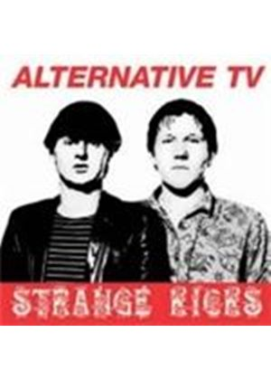 Alternative TV - Strange Kicks (Music CD)
