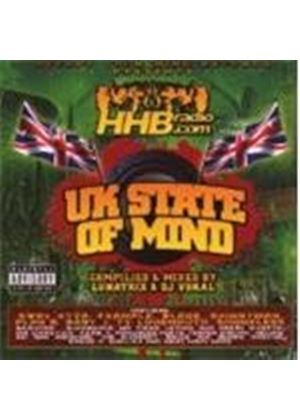 Various Artists - Uk State Of Mind (Music Cd)