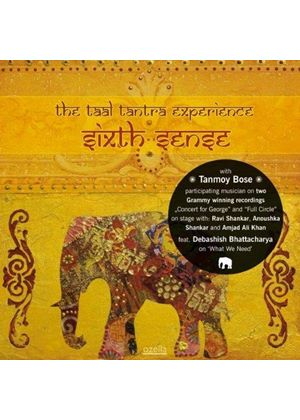 Taal Tantra Experience (The) - Sixth Sense (Music CD)