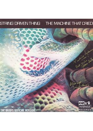 String Driven Thing - The Machine That Cried (Music CD)