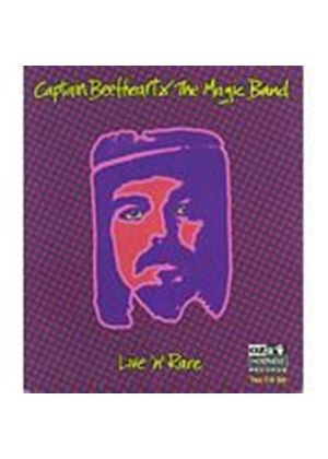 Captain Beefheart And The Magic Band - Live n Rare [Limited Edition] (Music CD)