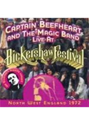 Captain Beefheart - LIVE AT BICKERSHAW FESTIVAL