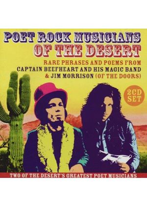 Captain Beefheart/Jim Morrison - Poet Rock Musicians Of The Desert
