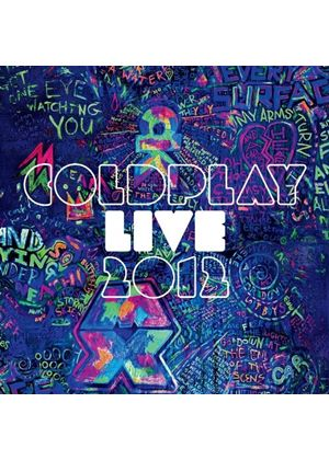 Coldplay - Coldplay Live 2012 [CD+DVD -- CD Case]