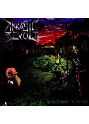 Arkayic Revolt - Death's River (Music CD)