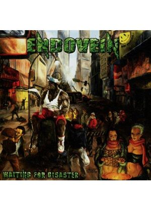 Endovein - Waiting For Disaster (Music CD)
