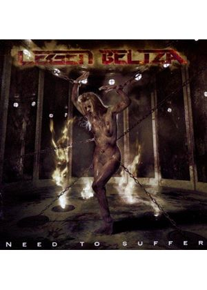 Legen Beltza - Need To Suffer (Music CD)