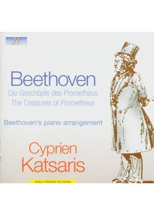 Ludwig Van Beethoven - The Creatures Of Prometheus (Katsaris)