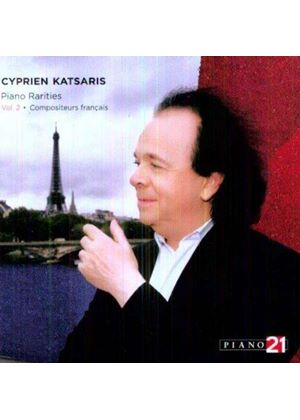 Piano Rarities Vol. 2: Compositeurs Français (Music CD)