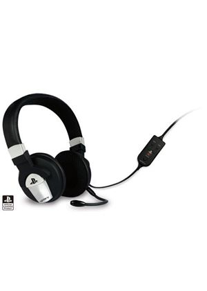 PS3 Officially Licenced 4Gamers Gaming Headset - COM PLAY NC2