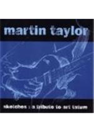 Martin Taylor - Sketches (A Tribute To Art Tatum)