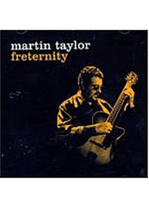 Martin Taylor - Freternity (Music CD)