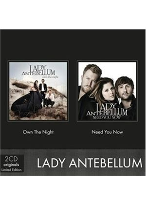 Lady Antebellum - Need You Now/Own The Night (Music CD)
