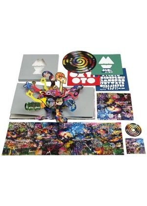 Coldplay - Mylo Xyloto (Deluxe Edition Box Set) (Music CD)
