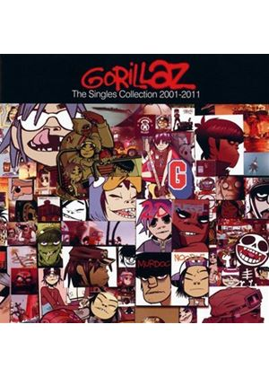 Gorillaz - Singles Collection (2001-2011) (Music CD)
