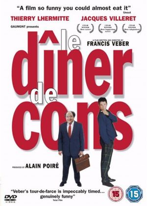 Le Diner De Cons (Subtitled) (Wide Screen)