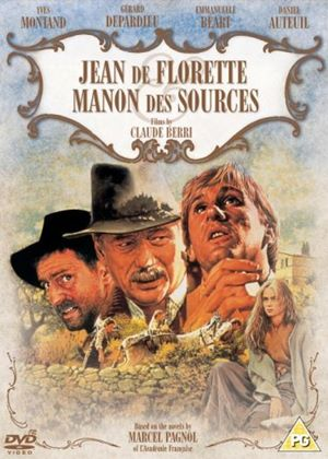 Jean De Florette / Manon Des Sources (Subtitled) (Two Discs)