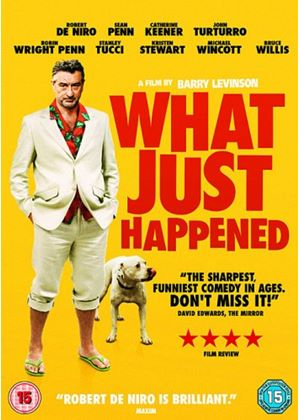 What Just Happened (2008)