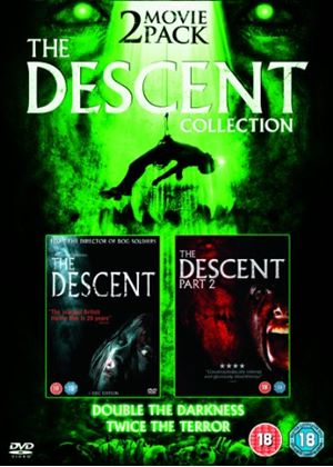 The Descent 1 and 2 - Double Pack