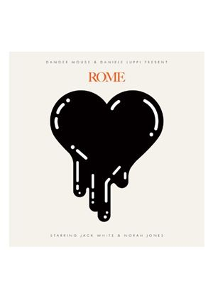 Danger Mouse & Daniele Luppi - Rome (Music CD)