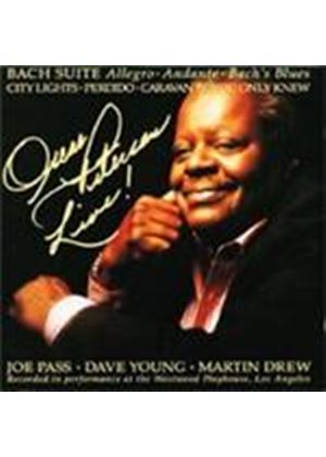 Oscar Peterson - Oscar Peterson Live (Music CD)