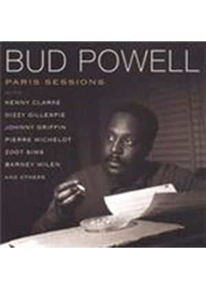 Bud Powell - Paris Sessions (Music CD)