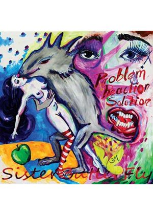 Sister Butterfly - Problem Reaction Solution (Music CD)