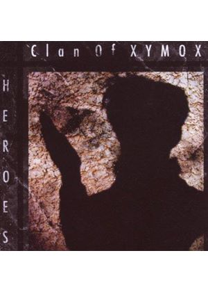 Clan Of Xymox - Heroes EP (Music CD)
