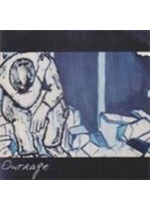 Outrage - Broken (Music CD)