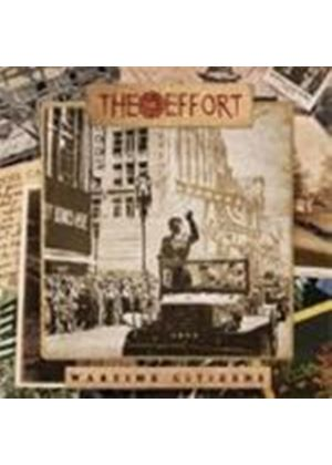 Effort - Wartime Citizens (Music CD)