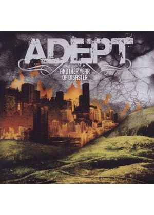 Adept - Another Year of Disaster (Music CD)