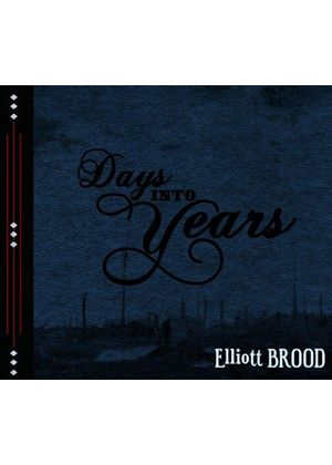 Elliott Brood - Days into Years (Music CD)