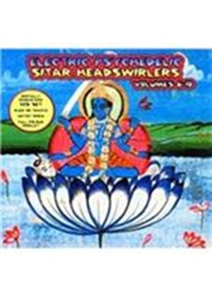 Various Artists - Electric Psychedelic Sitar Headswirlers, Vols. 6-10 (Music CD)