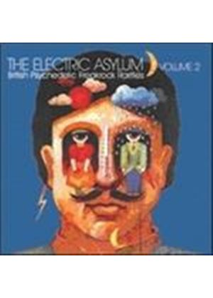 Various Artists - Electric Asylum Vol.2, The (Music CD)