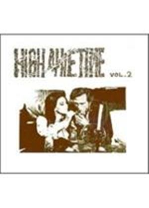 Various Artists - High All The Time Vol.2 (Music CD)
