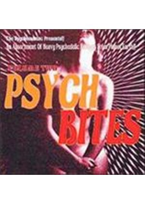 Various Artists - Psych Bites Vol.2 (Music CD)