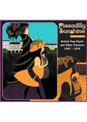 Various Artists - Piccadilly Sunshine Vol.3 (Music CD)