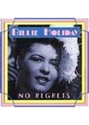 Billie Holiday - No Regrets