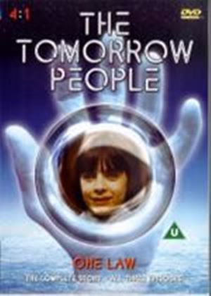 Tomorrow People, The - One Law - 4:1