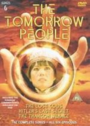 Tomorrow People, The - Series 6